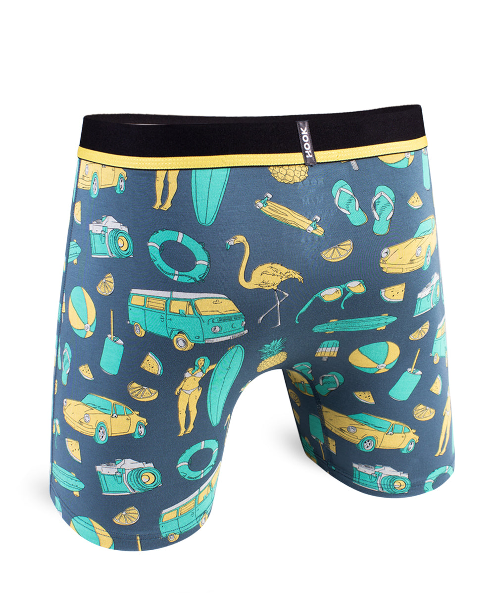 Boxer Hook Feel Summer