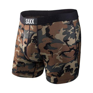 Boxer long Vibe Woodland Camo