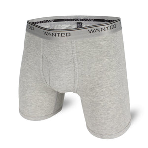 Boxer Little Wanted gris - Tailles [24-36]
