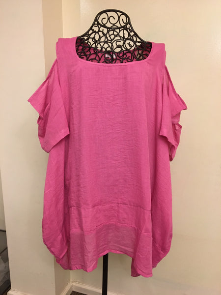 Bodacious 706 Cotton Tunic