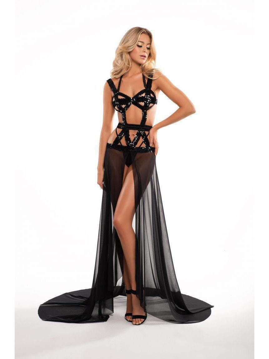 Adore A1053 Coco The Goddess Dress Allure Lingerie