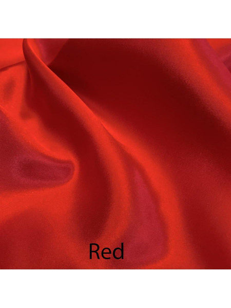 Custom made FITTED SHEET of Silky Lingerie Satin [select options for price] Satin Boutique
