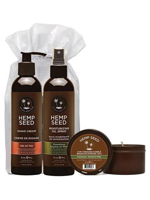 Earthly Body Summer Care Moisturizing Kit - Earthly Body Summer Care Moisturizing Kit --Eldorado-SatinBoutique