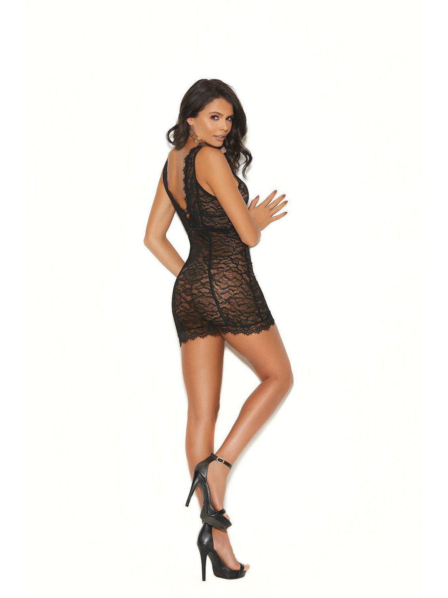 Elegant Moments EM-80025 Double Band Empire Midje Chemise Elegant Moments