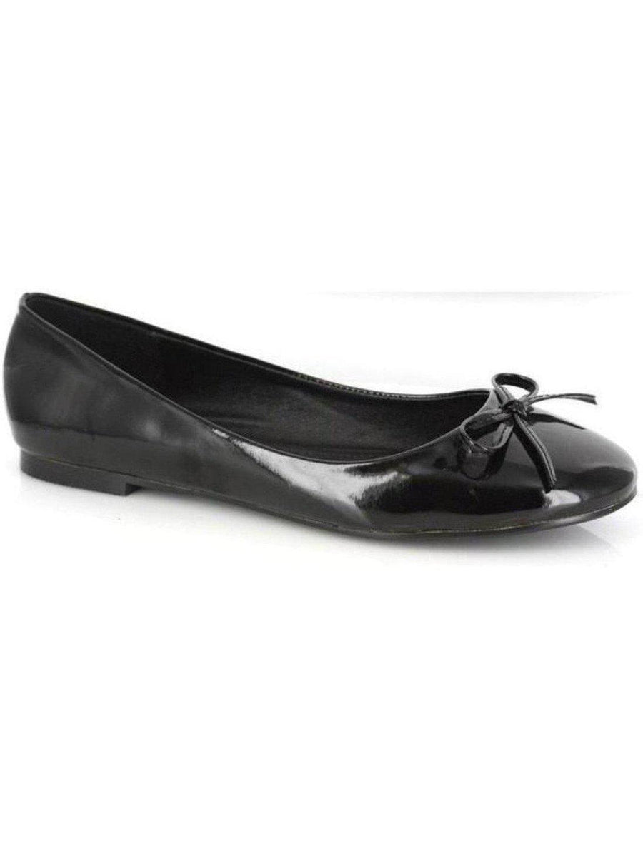 Ellie Shoes E-016-Mila Adulto Flat with Bow Ellie Shoes