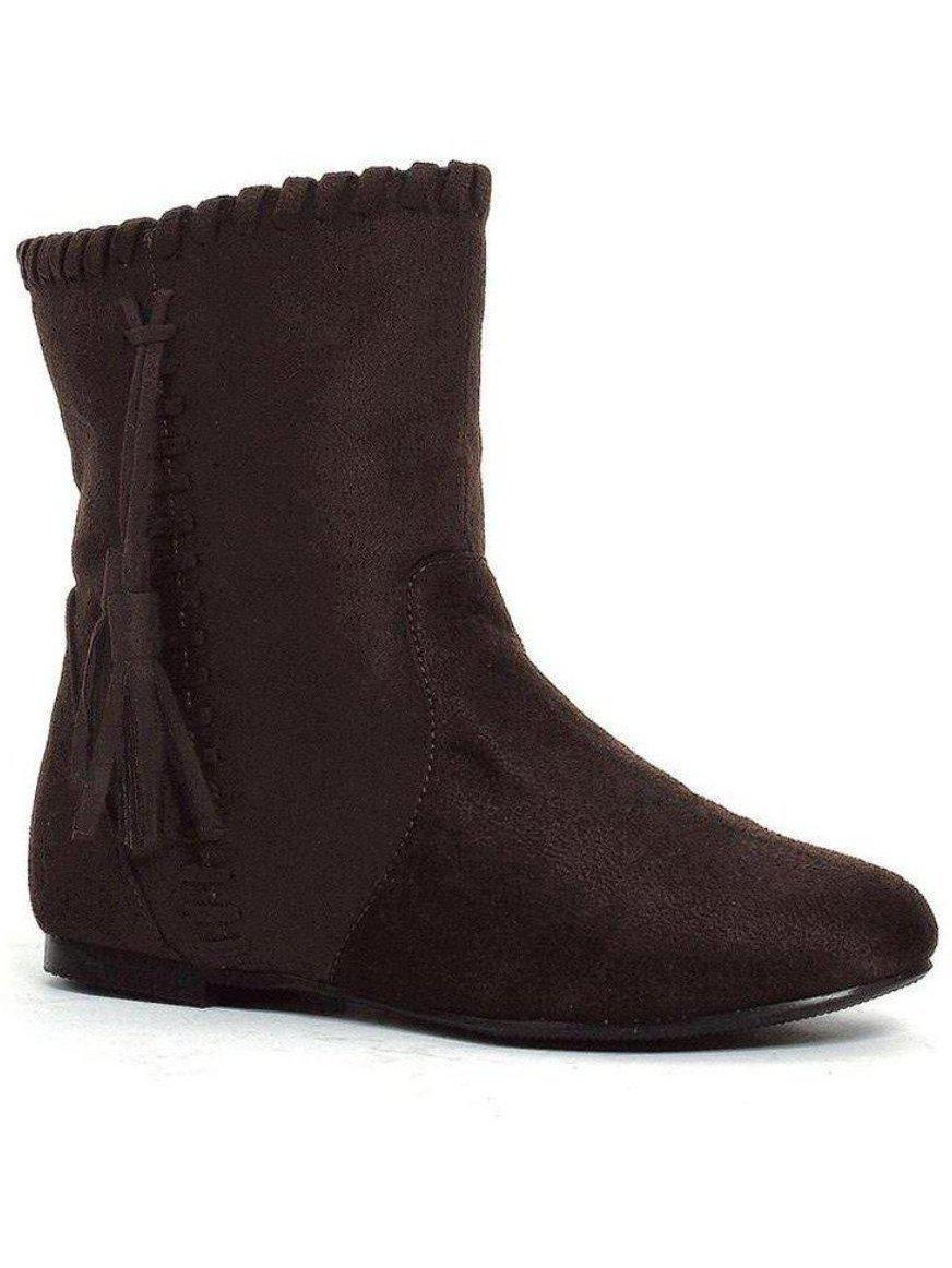 Ellie Shoes E-101-Hopi 1 Ankle Boot Children Ellie Shoes