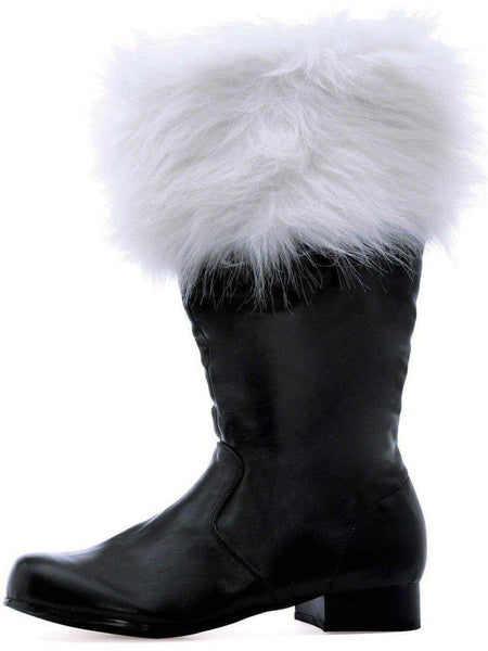 Ellie Shoes E-121-Nick 1 Heel Boot with Fur Ellie Shoes