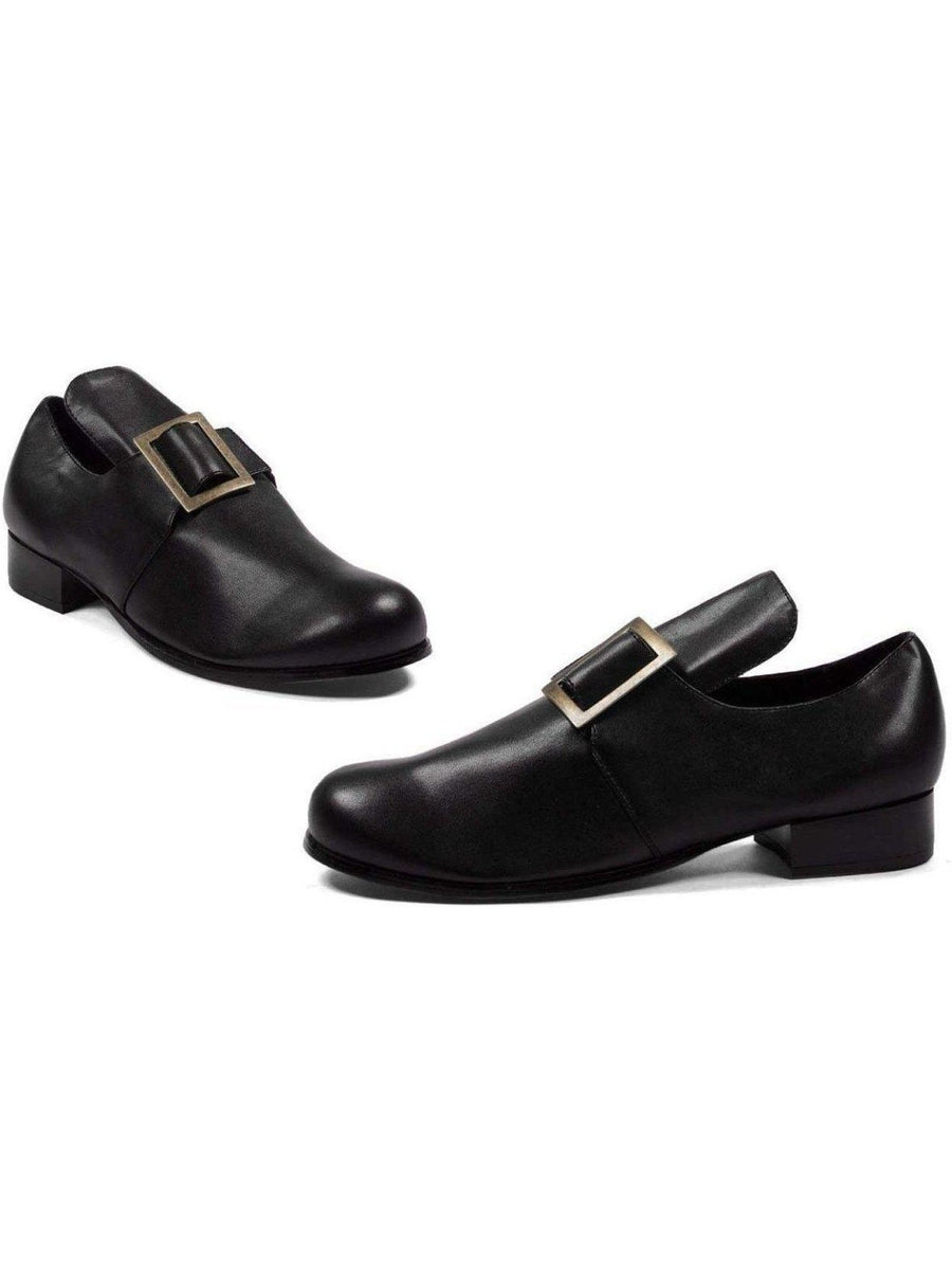 Ellie Shoes E-121-Samuel 1 Men Costume Shoe with Buckle Ellie Shoes