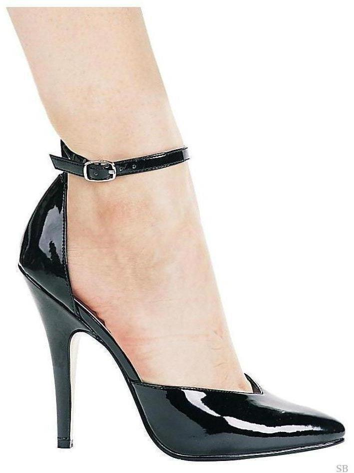"Ellie Shoes IS-E-511-Bess 5 ""Heel Closed Toe Pumps Ellie Shoes"