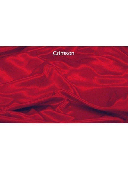 IS-SKU1864-arkkisarja alusvaatteita Satin Crimson Cal King 9 In Satin Boutique