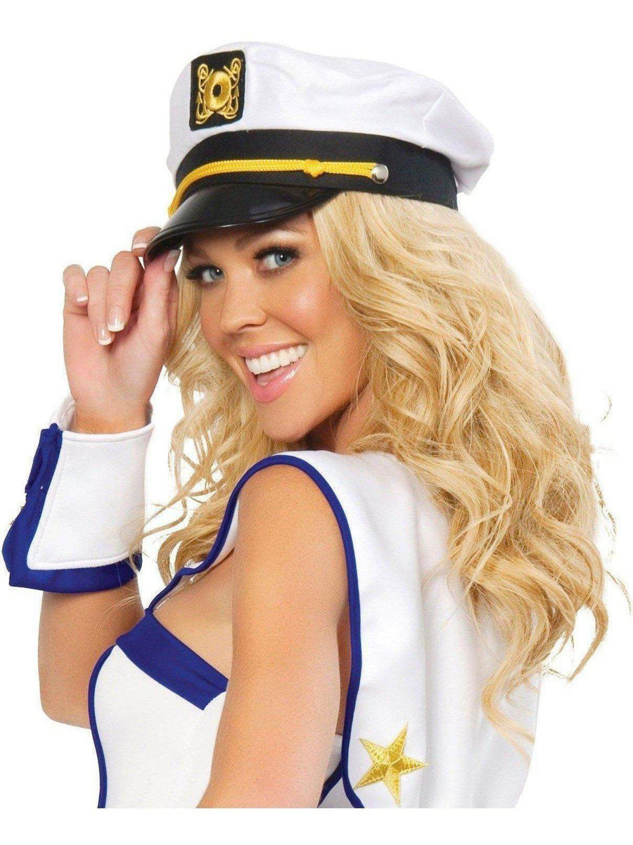 Roma RM-H107 Sailor Captain Hat Roma-kostym