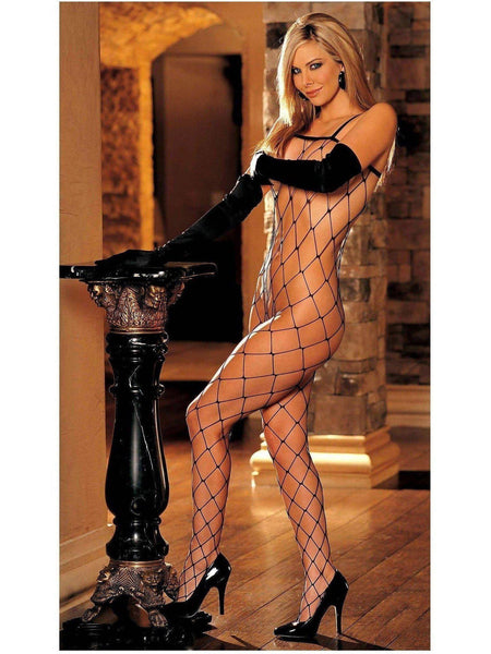 Shirley of Hollywood IS-SOH-90220 Stretch Diamond Pattern Body IS-Shirley of Hollywood