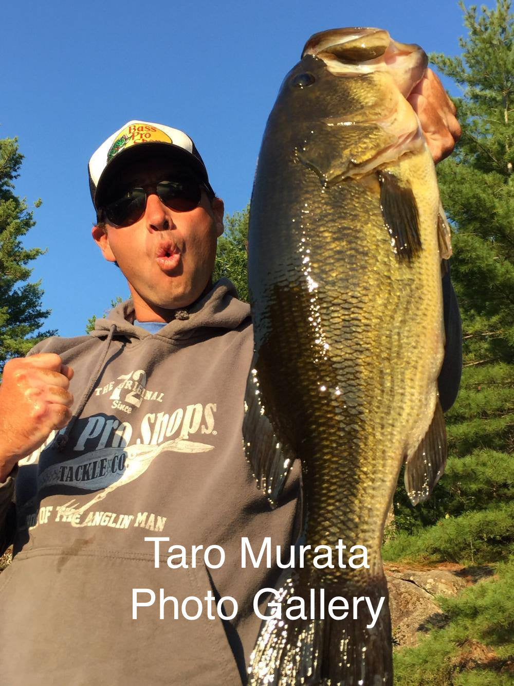 taro murata with nishine lure works
