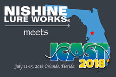 Nishine Lure Works at ICAST 2018