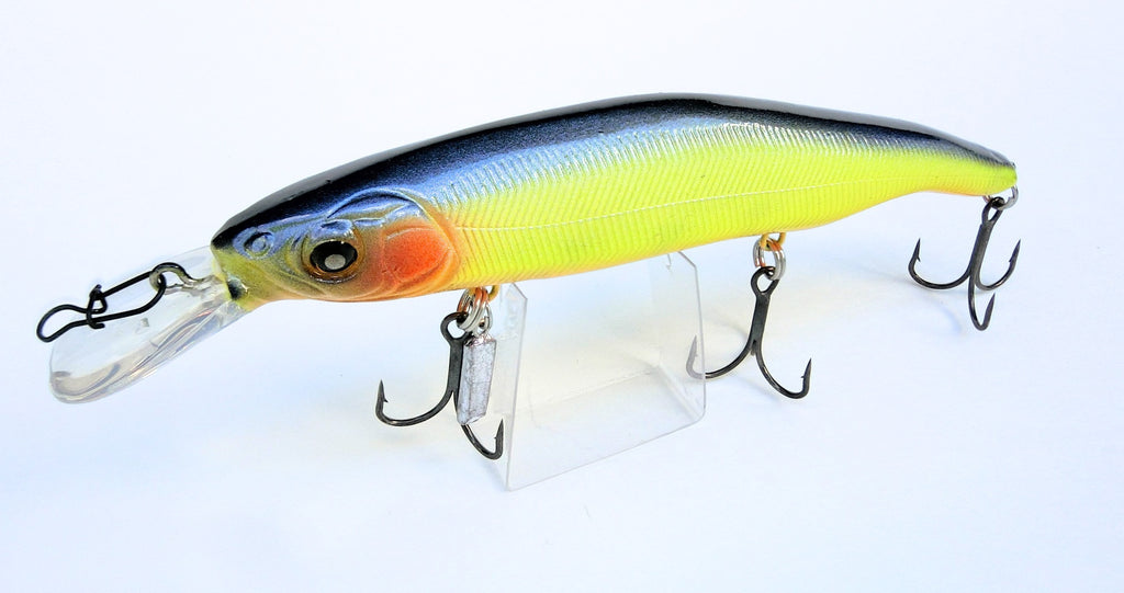 Nishine Lure Works Jerk bait Erie 115