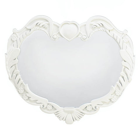 Angel Heart Wall Mirror