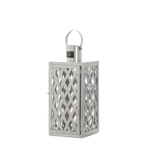 Steel Lattice Small Lantern
