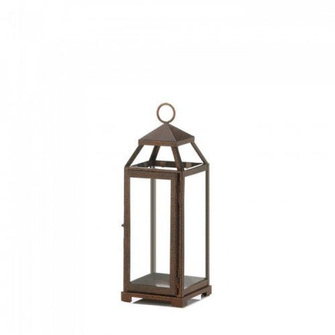 Medium Copper Lantern