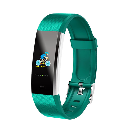 V5 Color Screen Smart WristBand-Green
