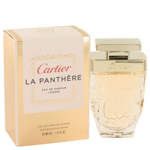 Cartier La Panthere By Cartier Eau De Parfum Legere Spray 1.6 Oz