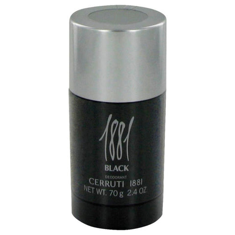 1881 Black By Cerruti Deodorant Stick 2.5 Oz