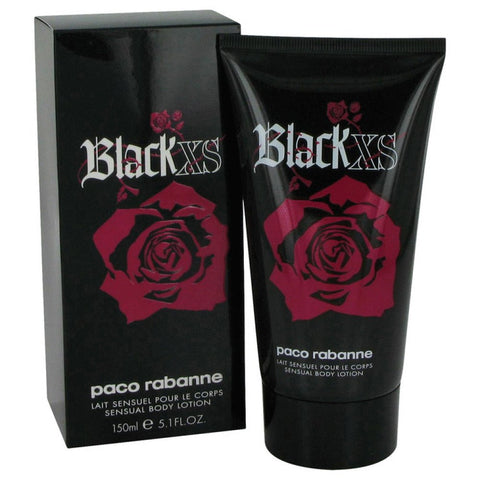 Black Xs By Paco Rabanne Body Lotion 5 Oz