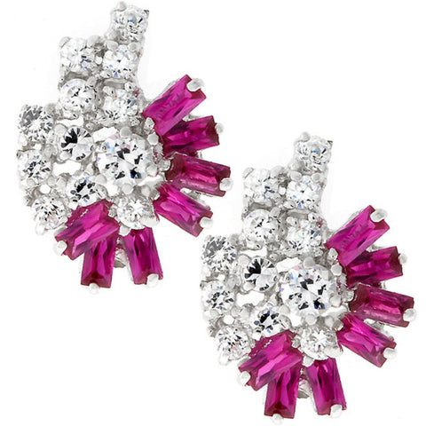 Alexandra Flower Earrings