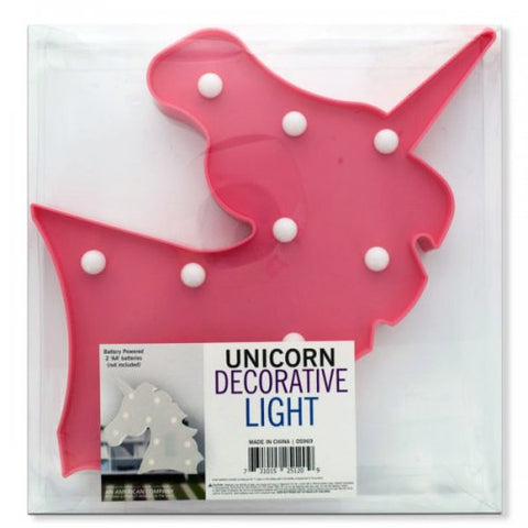 Unicorn Decorative Light