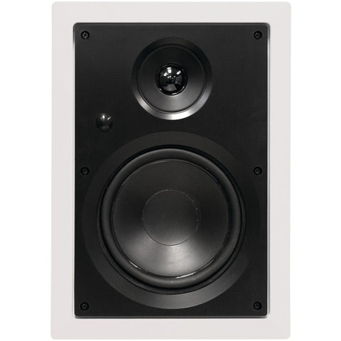 "Architech 6.5"" 2-way Rectangular In-wall Loudspeakers"