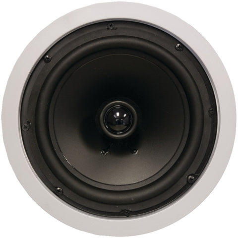 "Architech 8"" 2-way Round In-ceiling Loudspeakers"