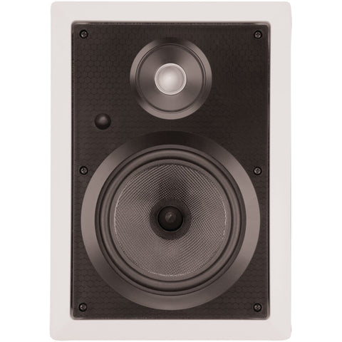 "Architech 6.5"" Kevlar In-wall Speakers"
