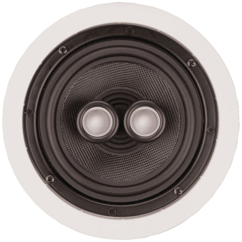 "Architech 6.5"" Kevlar Single-point Stereo Ceiling Speaker"