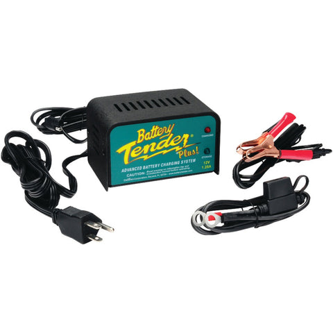 Battery Tender 12-volt 1.25-amp Battery Charger