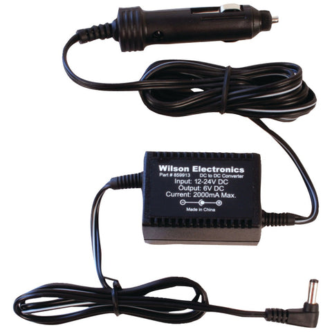 Wilson Electronics Ac And Dc 6-volt Dual-band Wireless Signal-booster Power Supply