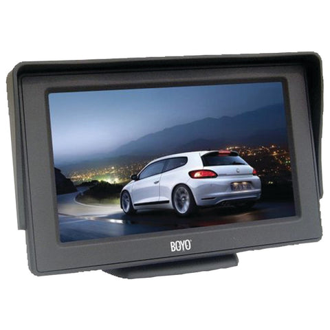 "Boyo 4.3"" Rearview Monitor"
