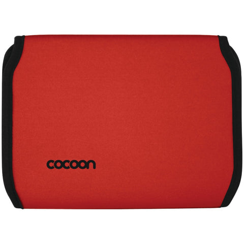 Cocoon Grid-it Wrap 7 Sleeves (red)