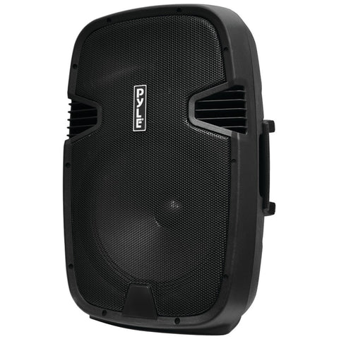 Pyle Pro 1000-watt Portable Bluetooth Pa Loudspeaker Molded Cabinet Speaker System
