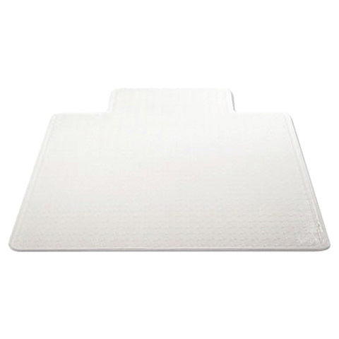 "Deflecto Chair Mat With Lip For Carpets (36"" X 48"" Low Pile)"