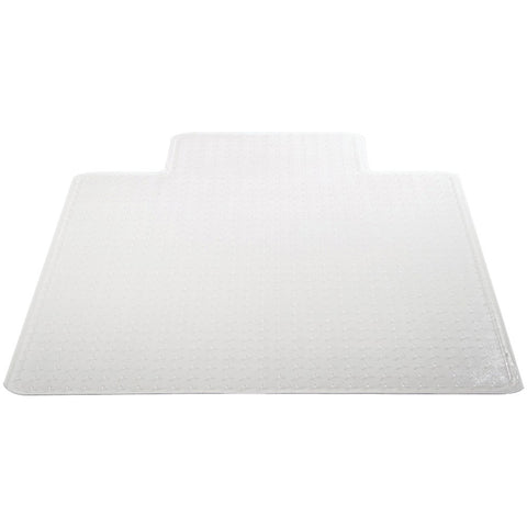 "Deflecto Chair Mat With Lip For Carpets (45"" X 53"" Medium Pile)"