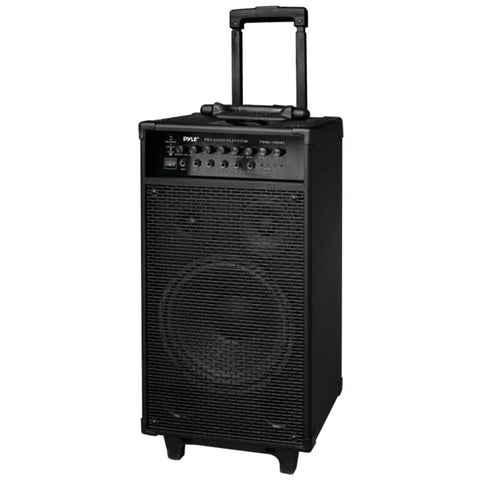 Pyle 800-watt Portable Bluetooth Pa Speaker System