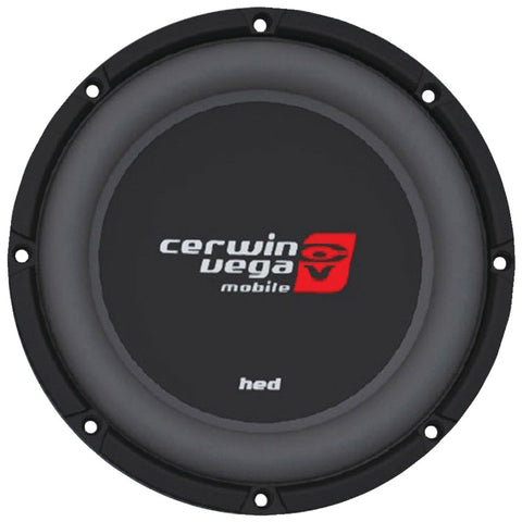 "Cerwin-vega Mobile Hed Dvc Shallow Subwoofer (10"" 2ohm )"