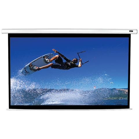Elite Screens Vmax2 Series Electric Screen (100in; 49in X 89.2in; 16:9 Hdtv Format)