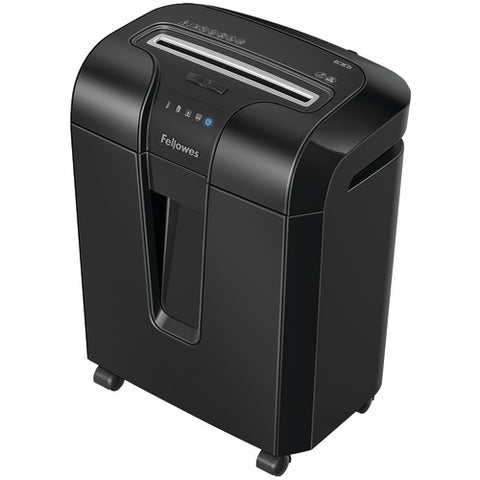 Fellowes Powershred 63cb 10-sheet Cross-cut Shredder