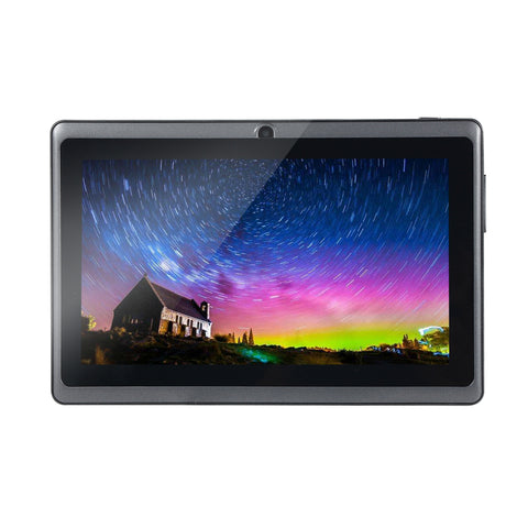 7-Inch 512MB +4GB Tablet Black