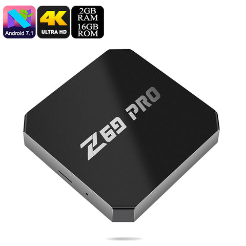 Z69 Max Pro Android TV Box (16GB)