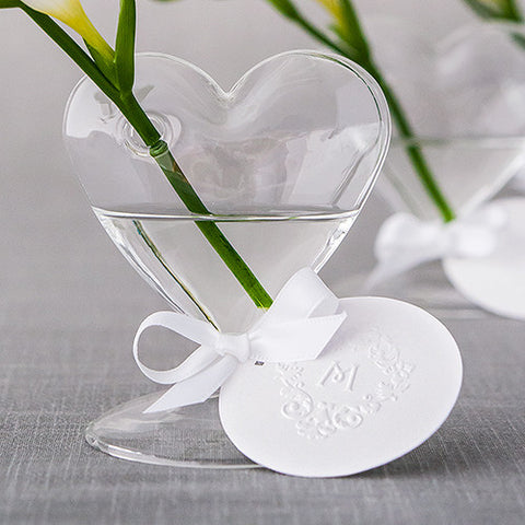Small Round Cards Plain - White - Marry Me Wedding Accessories & Gifts - 1