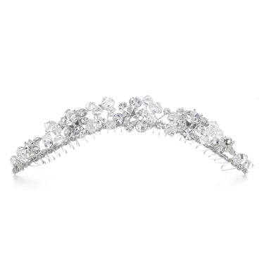 Swarovski Crystal Bridal Headpiece - Marry Me Wedding Accessories & Gifts