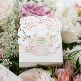 Floral Garden Favor Box - Marry Me Wedding Accessories & Gifts