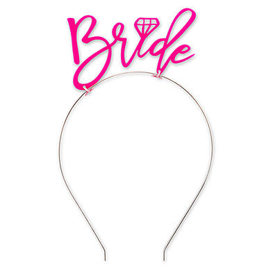 Bachelorette Party Headband - Marry Me Wedding Accessories & Gifts - 1