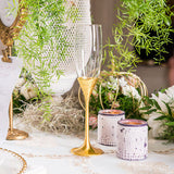 Toasting Flutes - Classic Gold Romance - Marry Me Wedding Accessories & Gifts - 2